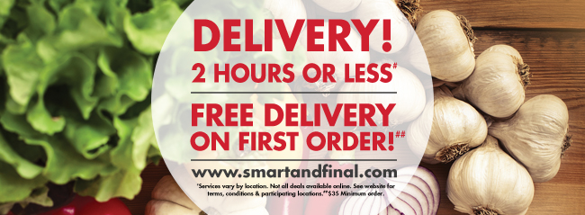 Delivery! 2 hours or less# free delivery on first order!##