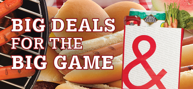 Big Deals For The Big Game
