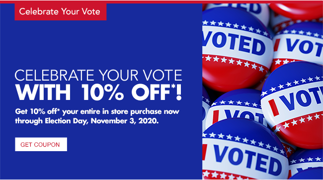 Share Your Voice & Celebrate 10% Off