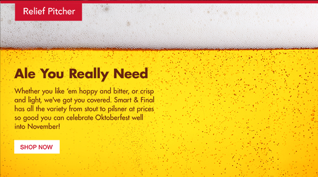 You Better Beer-lieve it!