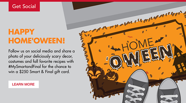 Fall Harvest/Halloween UGC