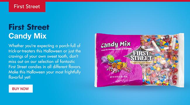 First Street Candy