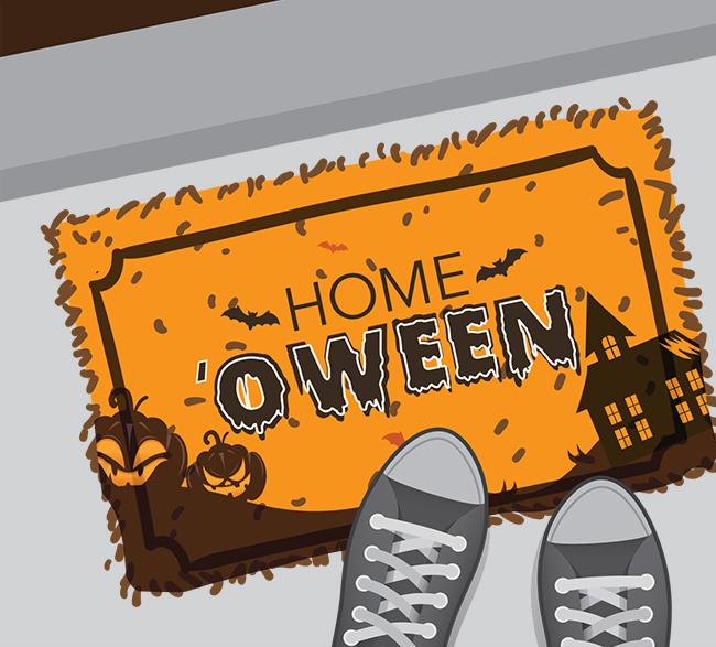 Happy Home 'Oween!