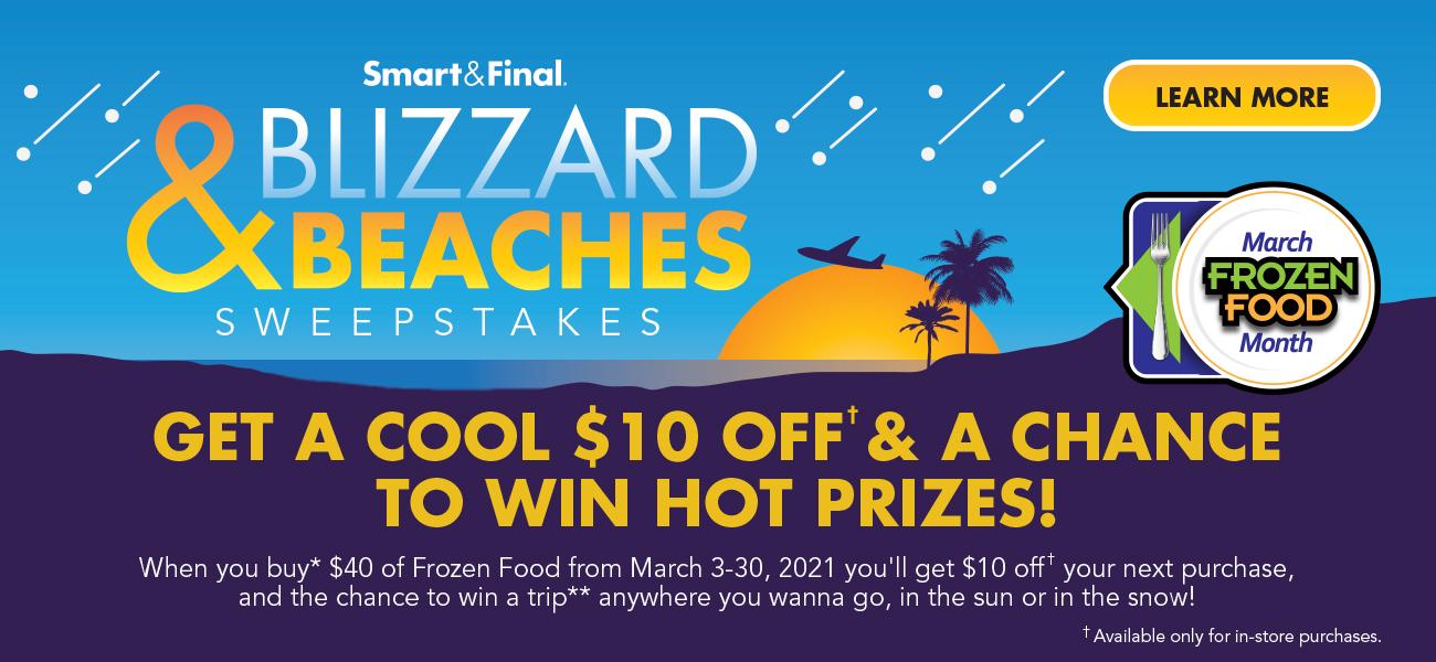Blizzard & Beaches - FFM
